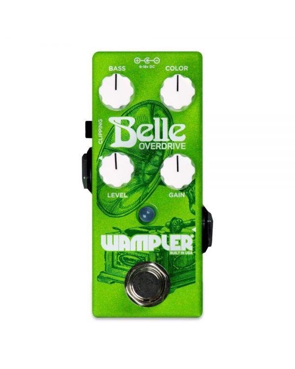 Wampler Belle Overdrive Pedal