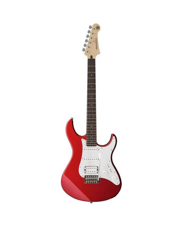Yamaha Pacifica 012 Electric Guitar in Red Metallic