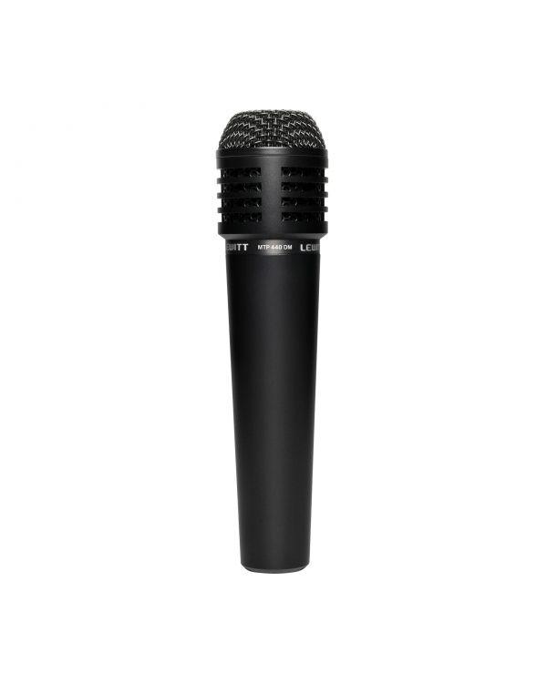 Lewitt MTP 440 DM Dynamic Instrument Microphone