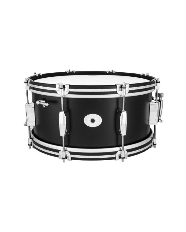 Ludwig Legacy Mahogany 14x6.5 Black Cat Snare Drum