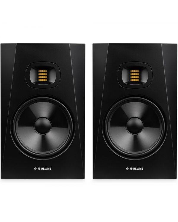 ADAM Audio T8V Studio Monitors, Pair