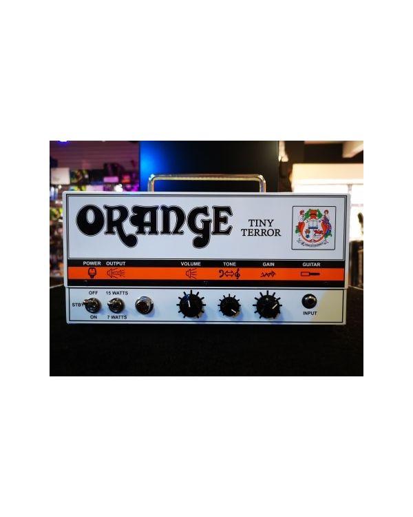Pre-loved Orange Tiny Terror Amp Head