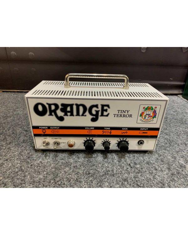 Pre-loved Orange Tiny Terror Guitar Amp Head with Gig Bag