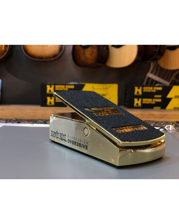 Pre-Loved Ernie Ball Expression Overdrive Pedal