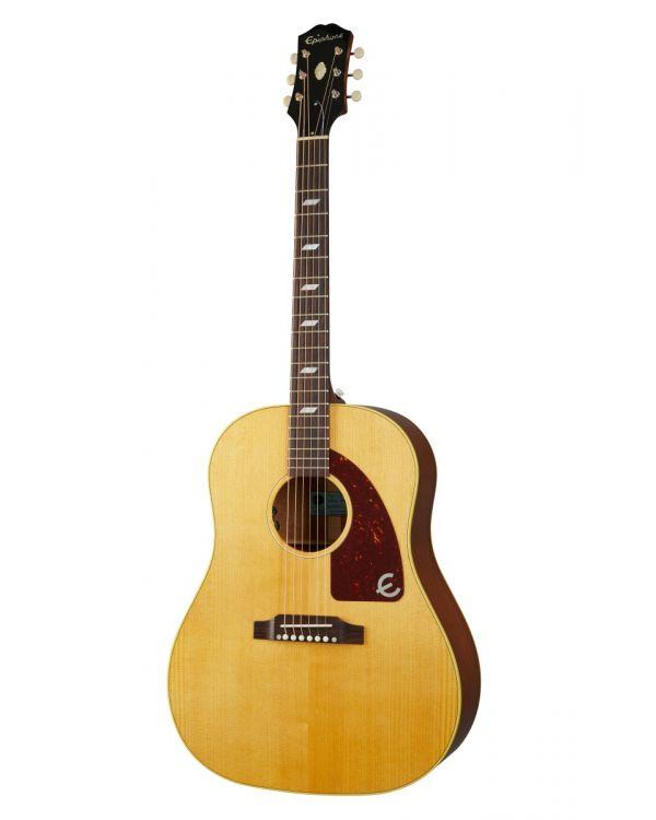 Epiphone USA Texan Electro-Acoustic, Antique Natural