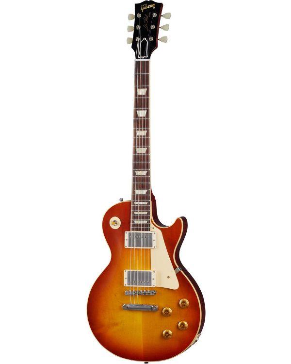 Gibson 1958 Les Paul Std Ultra Light Aged, Washed Cherry Sunburst