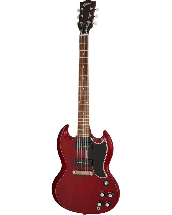 Gibson 1963 SG Special Reissue VOS Guitar, Cherry Red