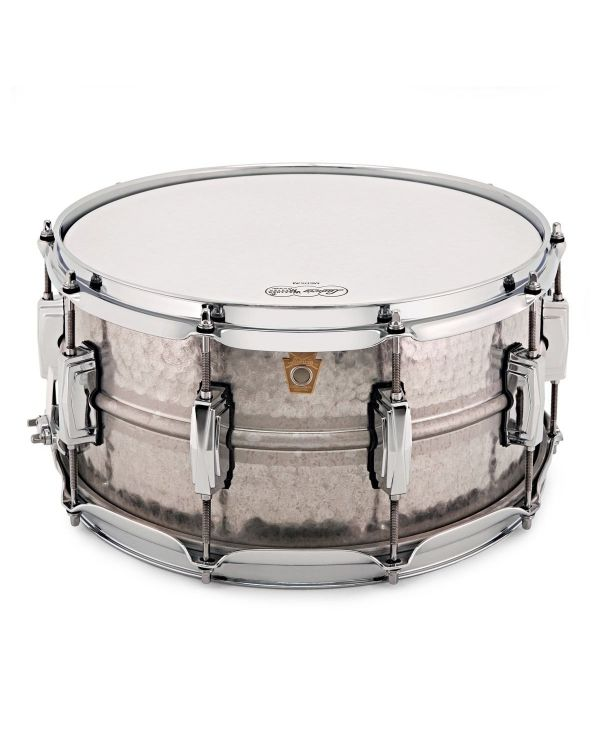 Ludwig LM405K Hammered Acrophonic Snare 14x6.5 inch, Imperial Lugs