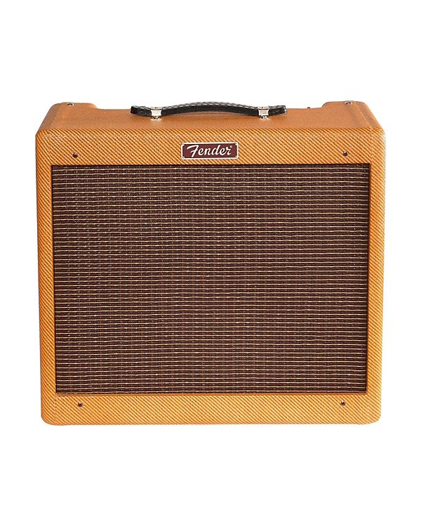 Fender Blues Junior in Lacquered Tweed