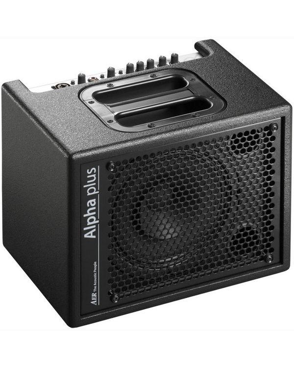 AER Alpha Plus Acoustic Combo Amplifier
