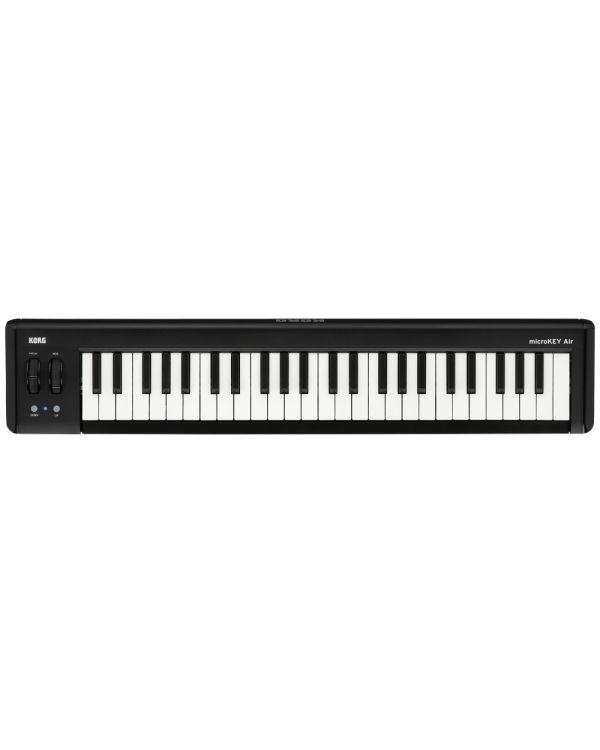 Korg microKEY Air 49 Bluetooth MIDI Controller