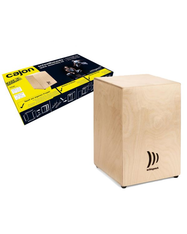 Schlagwerk CBA2S Cajon Quick Assembly Kit Large