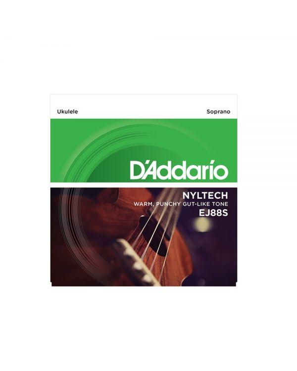 DAddario EJ88S Nyltech Ukulele Strings, Soprano