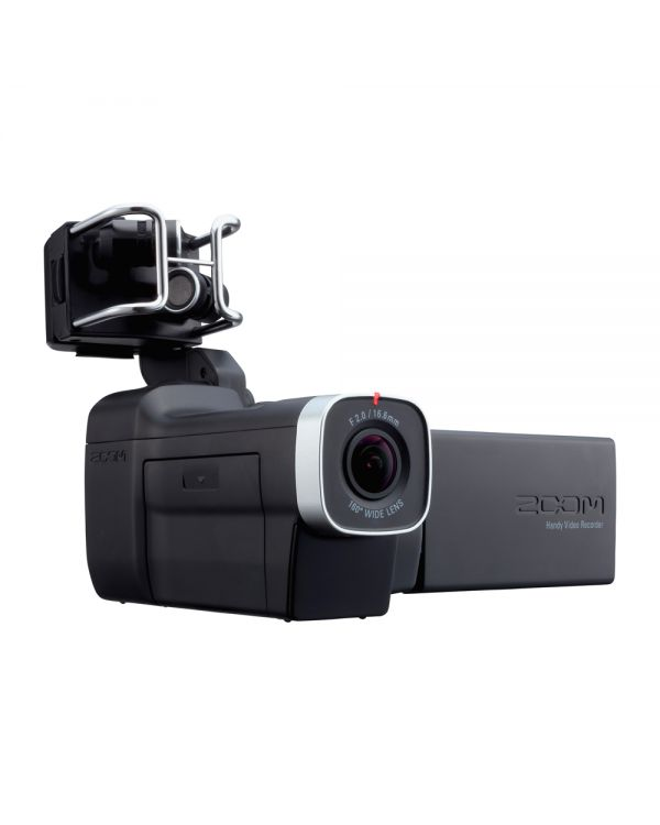Zoom Q8 HD Video and 4 Track Recorder