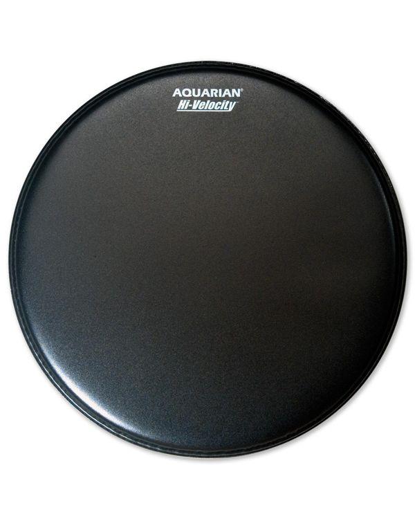 Aquarian 14 inch Hi Impact Texture Coated Snare Black