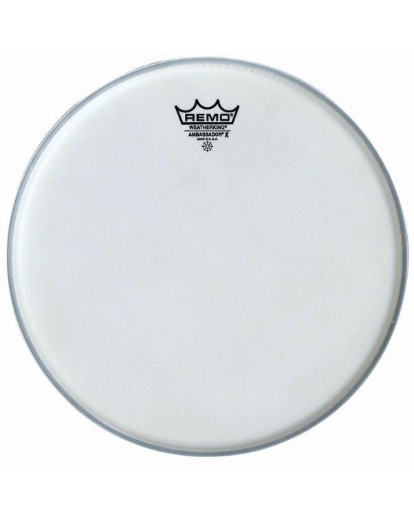 "Remo 12"" Ambassador X Coated Tom / Snare Head"