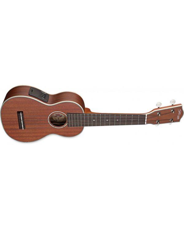 Stagg US80-SE Electro-Acoustic Soprano Ukulele