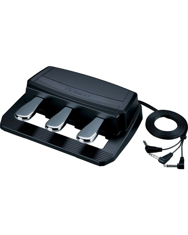 Roland RPU3 Triple Digital Piano Pedal Set