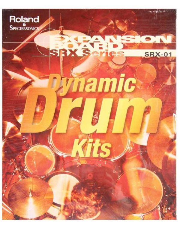 Roland SRX01 Dynamic Drum Kit