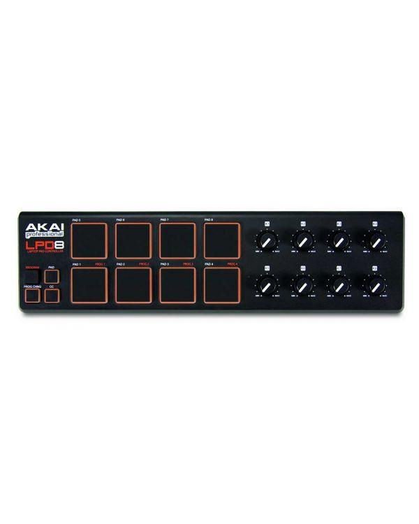 Akai Professional LPD8 Portable Pad Controller