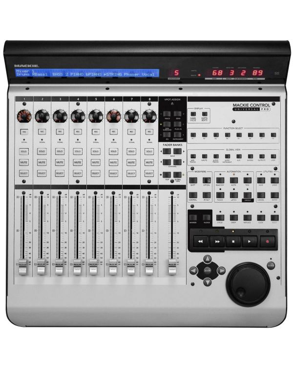 Mackie Control Universal Pro Mix Control Surface