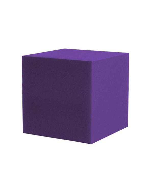 "Auralex 12"" Corner Cube in Purple"