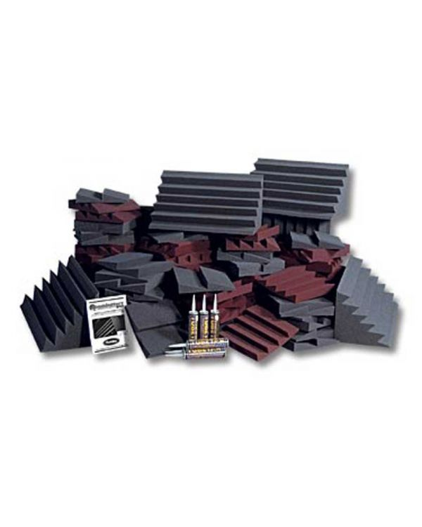 Auralex D108L DST Roomintor Kit in Charcoal / Burgundy