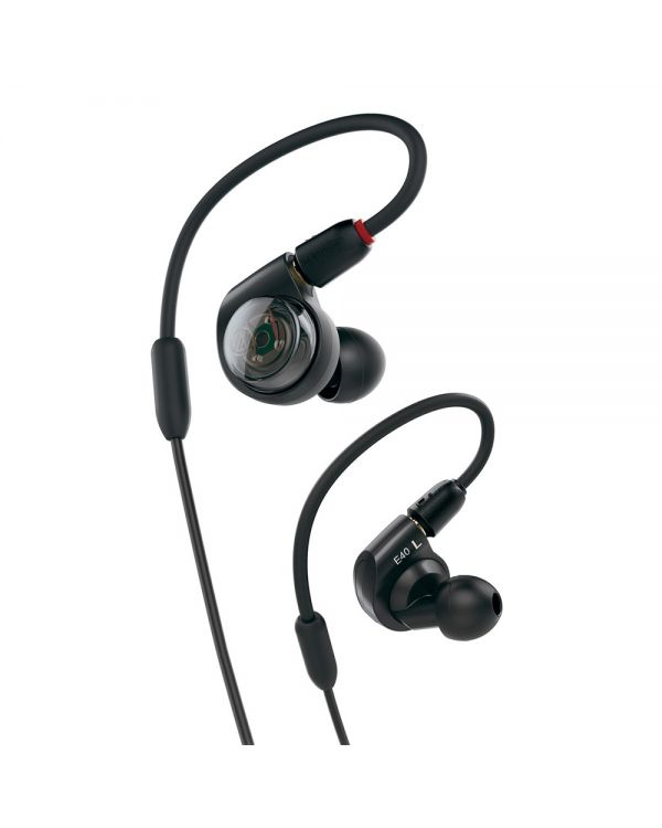 Audio Technica E40 In Ear Monitoring System
