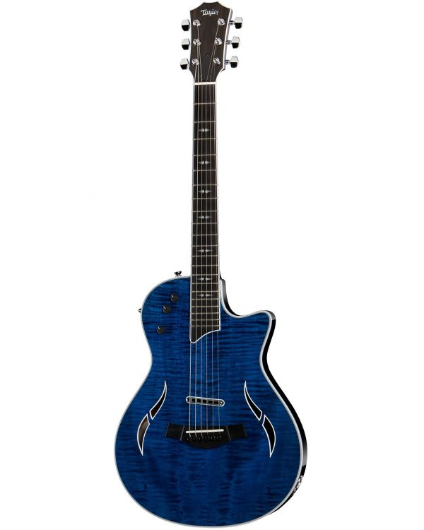Taylor T5z Pro Maple Top Hollowbody Electric Guitar - Pacific Blue