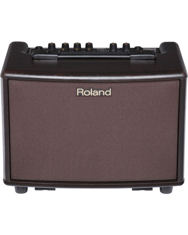 Roland AC-33 Rosewood Finish Portable 30W Acoustic Amplifier