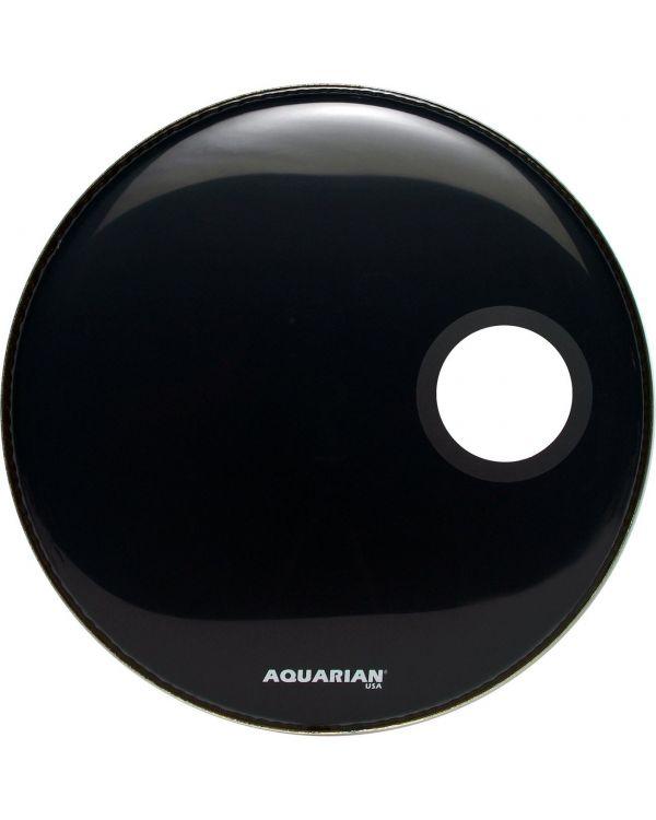 Aquarian 20 Black S Hole Bass