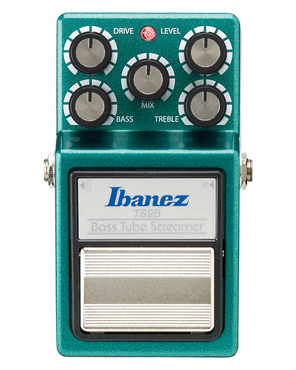 Ibanez TS9B Tube Screamer Bass Overdrive Pedal