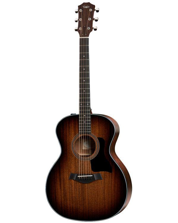 Taylor 324e Mahogany Top Grand Auditorium Electro-Acoustic