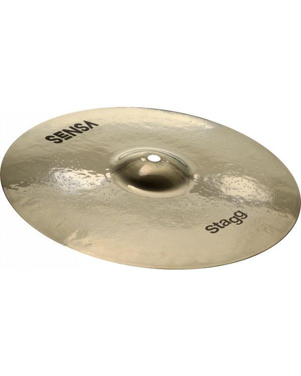 "Stagg 10"" Sensa Medium Splash Cymbal"