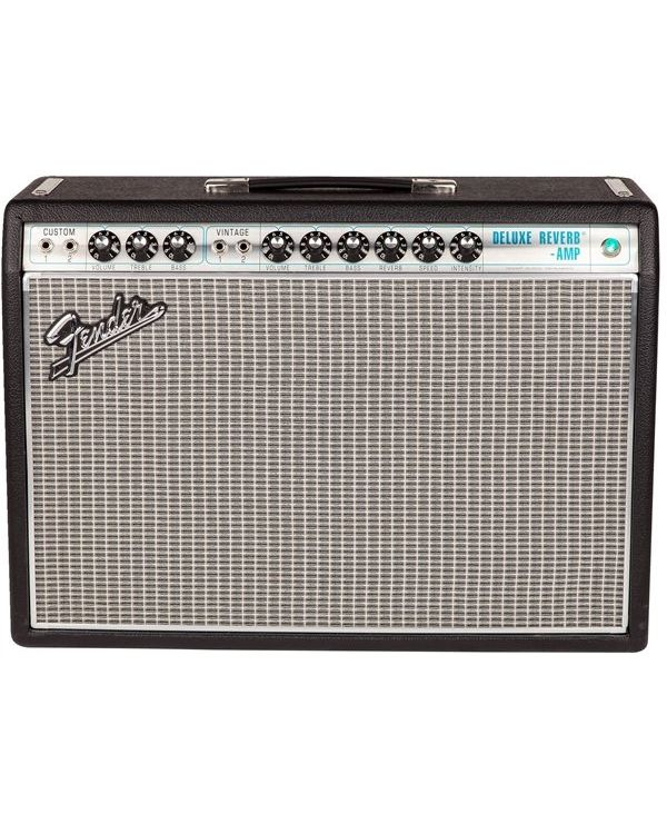 Fender 68 Custom Deluxe Reverb Amp Combo