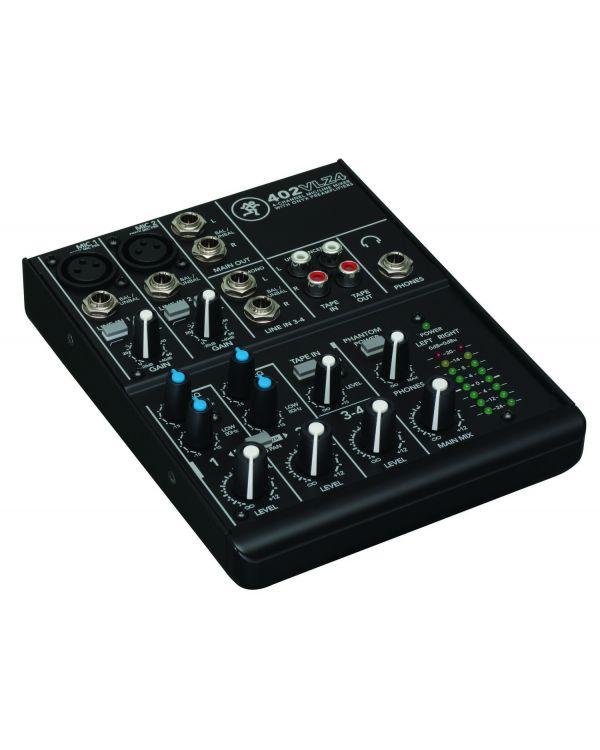 Mackie 402VLZ4 Ultra Compact Mixer