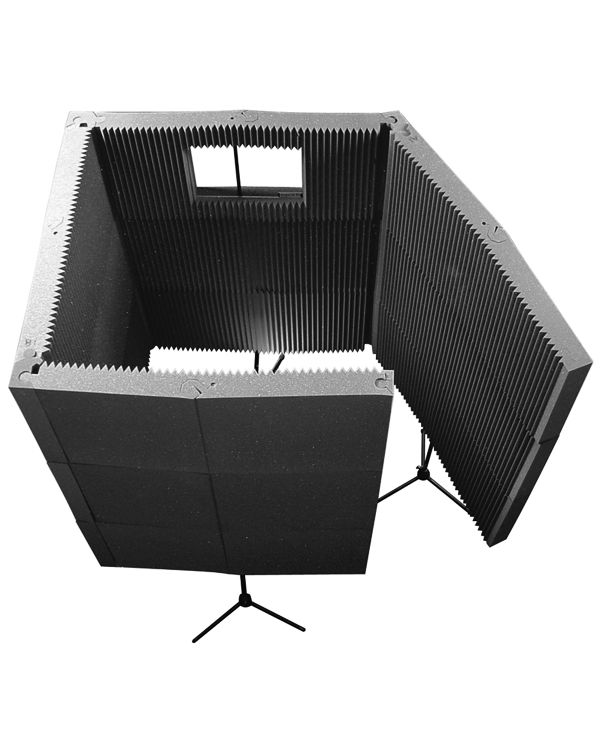 Auralex MAX-Wall 1141VB Acoustic Panel Kit in Charcoal