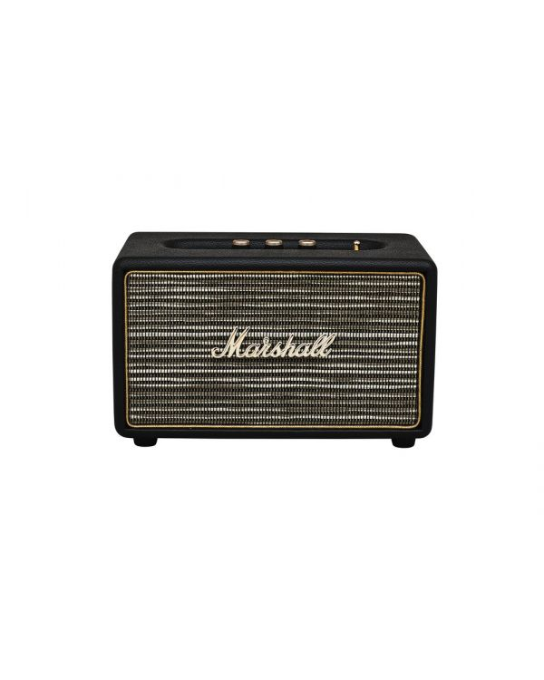 Marshall Acton Wireless Speaker, Black