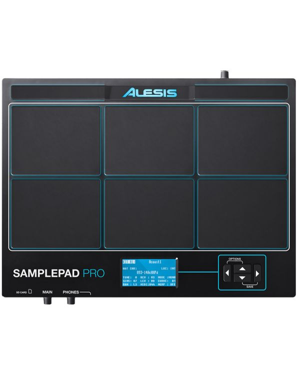 Alesis Samplepad Pro Percussion Pad
