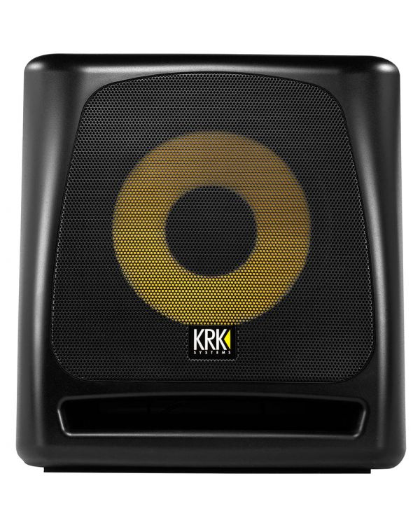 """KRK 10S2 2nd Generation 10"""" Studio Subwoofer"""