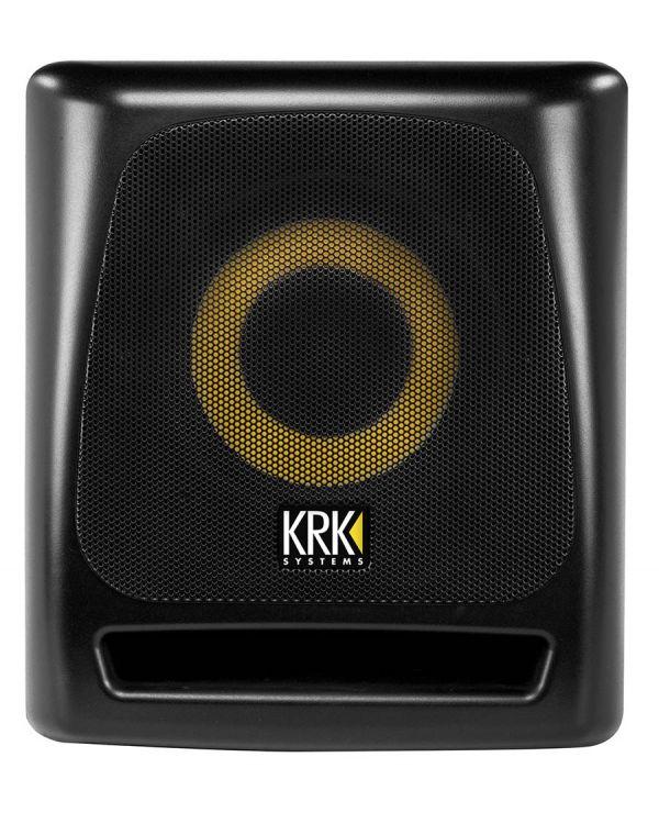 """KRK 8S2 2nd Generation 8"""" Studio Subwoofer"""