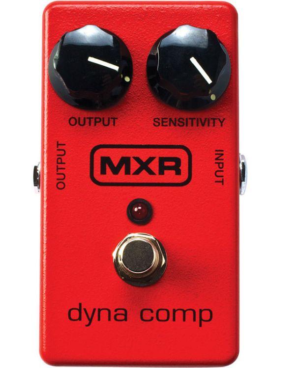 MXR M102 Dyna Comp Compressor Guitar Pedal