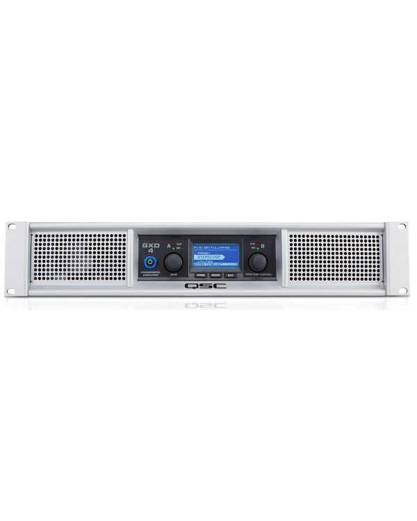 QSC GXD4 Power Amplifier