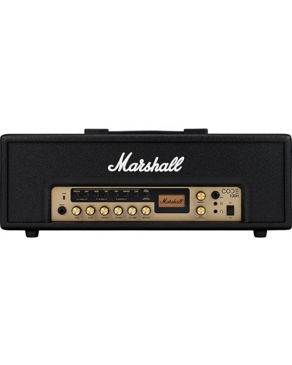 Marshall CODE 100H 100W Modelling Amp Head