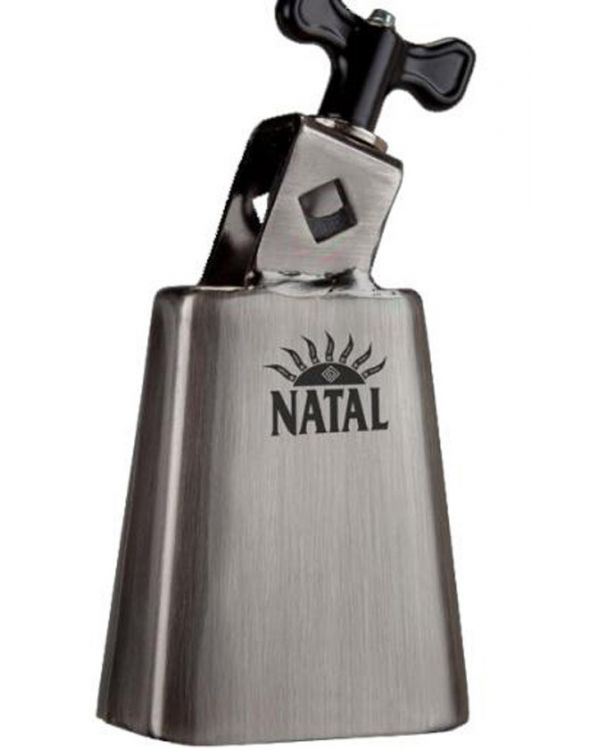 Natal NSTC3 Spirit 3 Cowbell Black Nickel + Screw