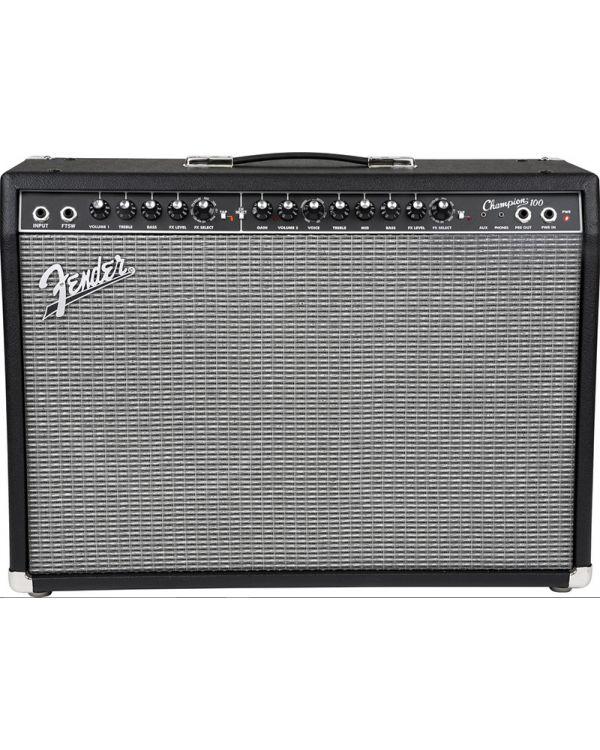 Fender Champion 100 Guitar Amplifier Combo
