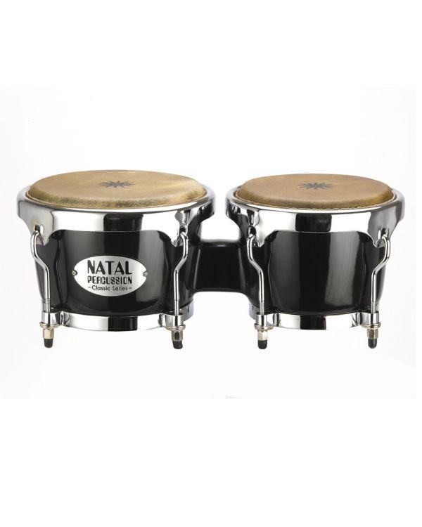 Natal Classic Series Fibreglass Bongo - Black