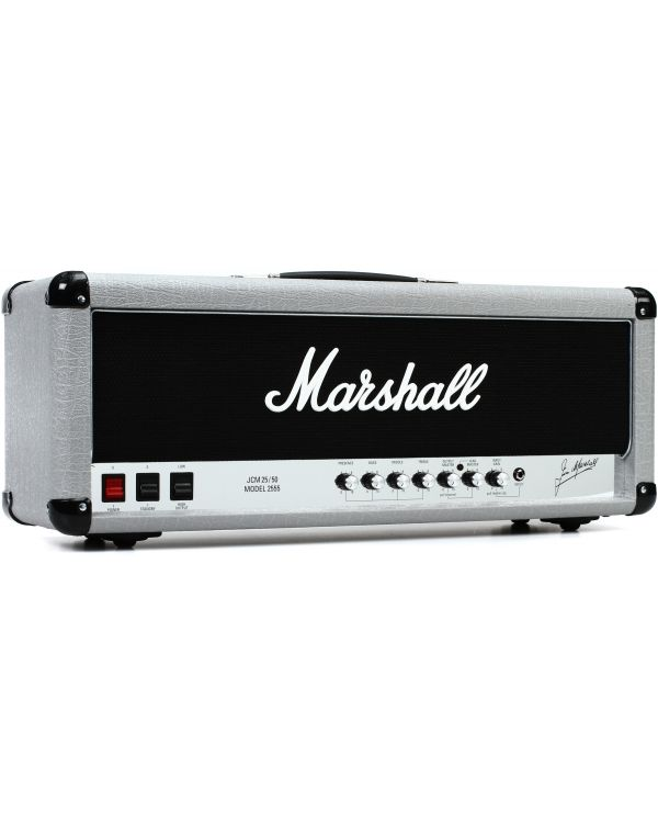 Marshall 2555X Silver Jubilee 100W Valve Amp Head