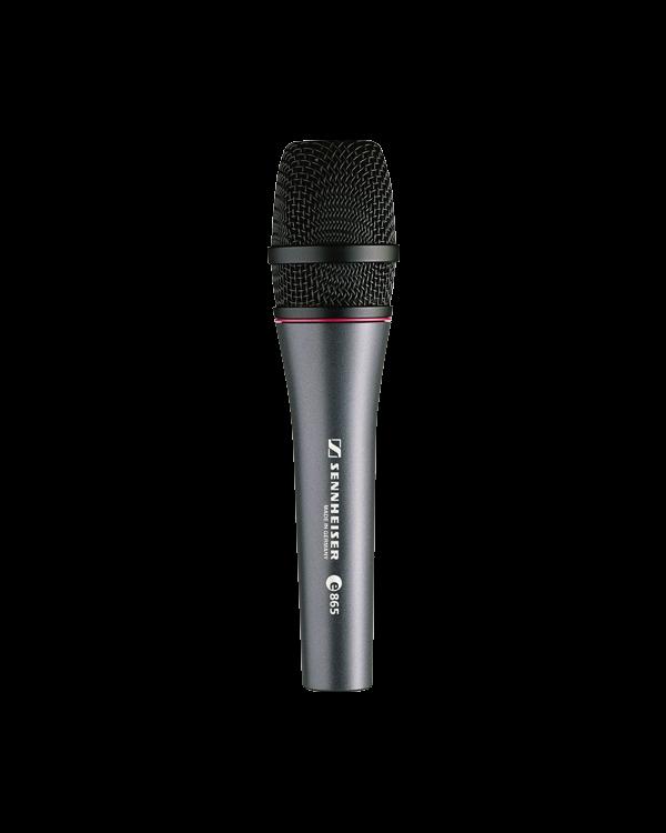 Sennheiser Evolution E865 Vocal Condenser Microphone