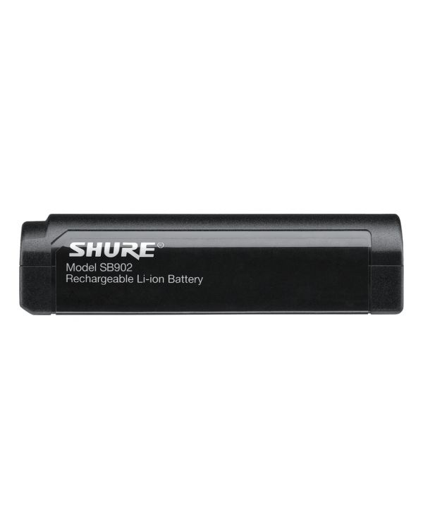 Shure SB902 Replacement Wireless Rechargable Battery